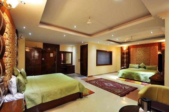Platinum 4 Bed